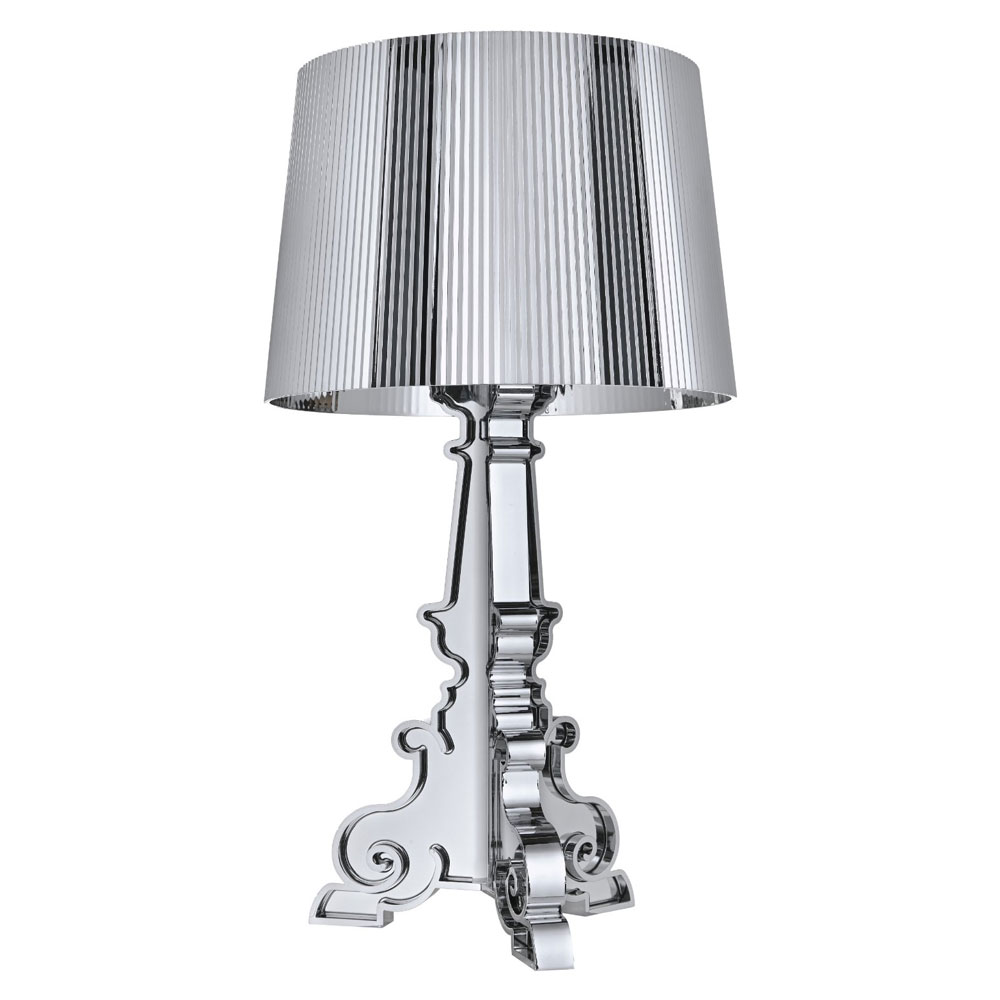 Kartell Table Lamp Bourgie Blue Bay Design
