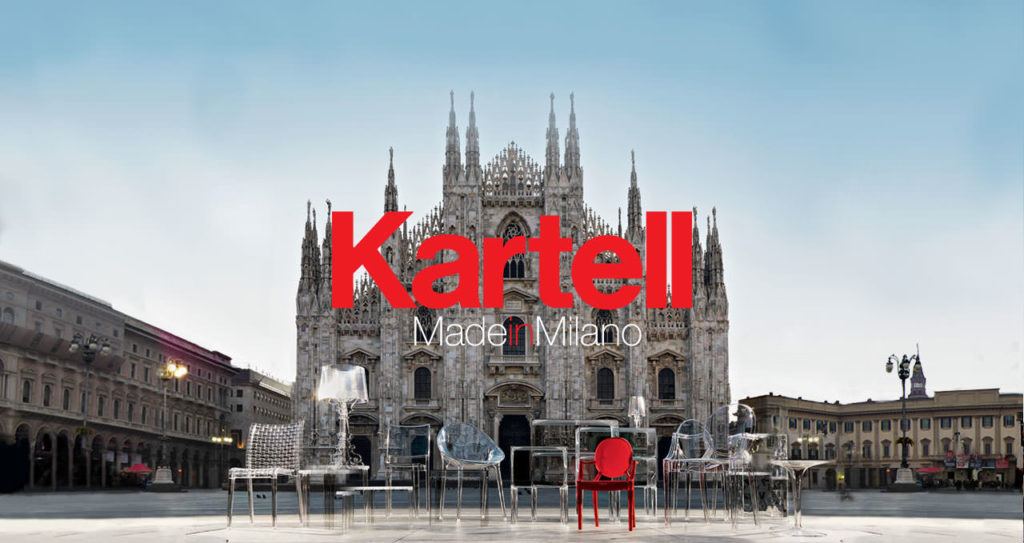 Tavolo design kartell u blue bay design