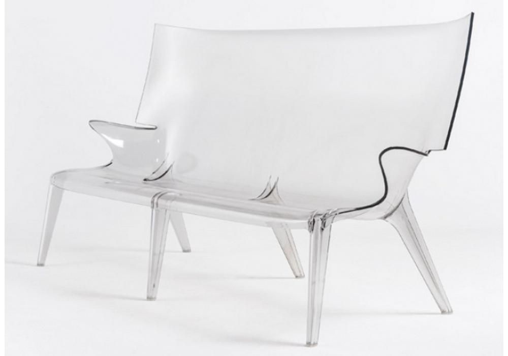 Divani In Plastica Kartell.Kartell Table Lamp Bourgie Blue Bay Design